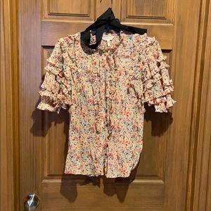 Rebecca a Taylor blouse